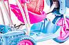 Трехколесный велосипед для детей Пчела,розовая , фото 4