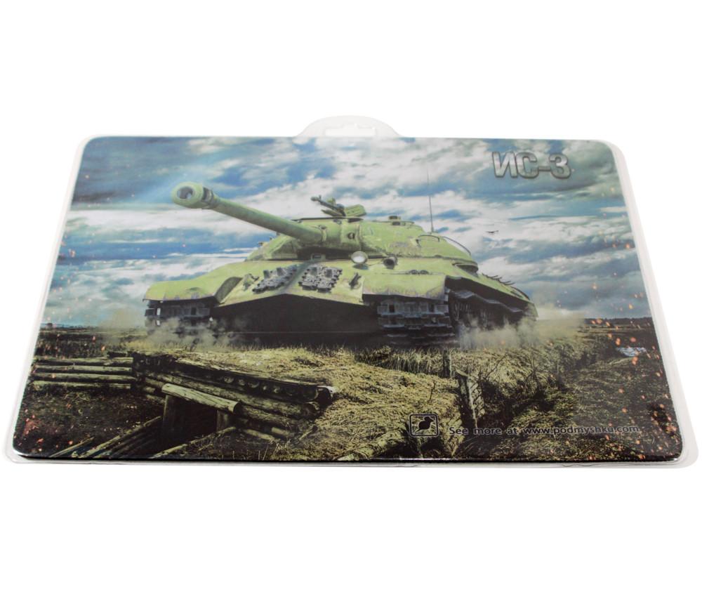 Игровой коврик для мыши Танк ИС-3-М (32 х 22 см)