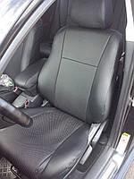 Чехлы полностью из экокожи Hyundai Sonata YF 2010-