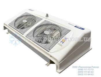 Наклонный воздухоохладитель LU-VE SHA 40 E 32