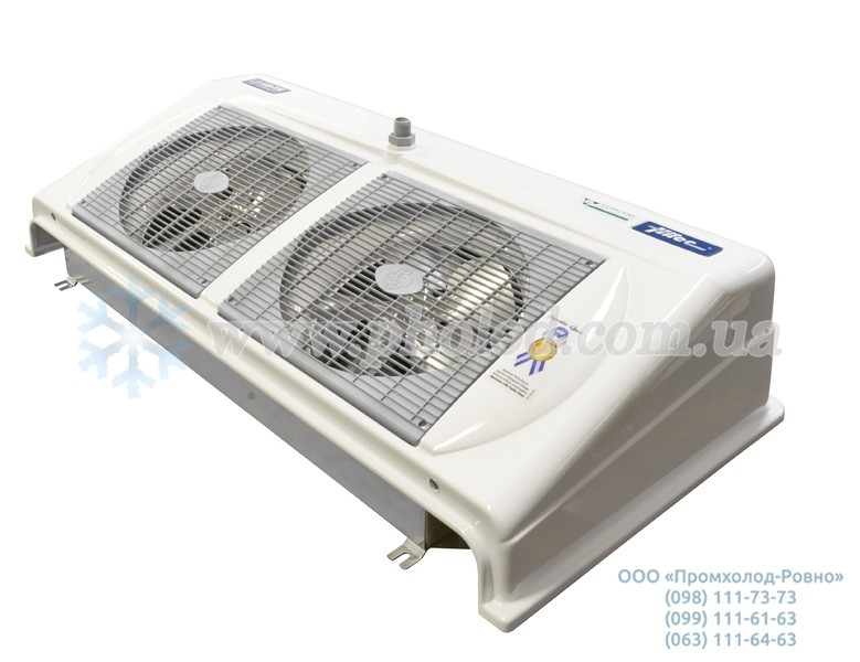 Наклонный воздухоохладитель LU-VE SHA 80 E 32