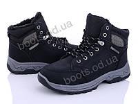 """Ботинки зимние женские """"Love-L&M-ZDW"""" #6906 black. р-р 36-41. Цвет черный. Оптом"""