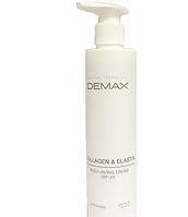 Увлажняющий дневной крем с коллагеном и эластином SPF25 250 мл Demax