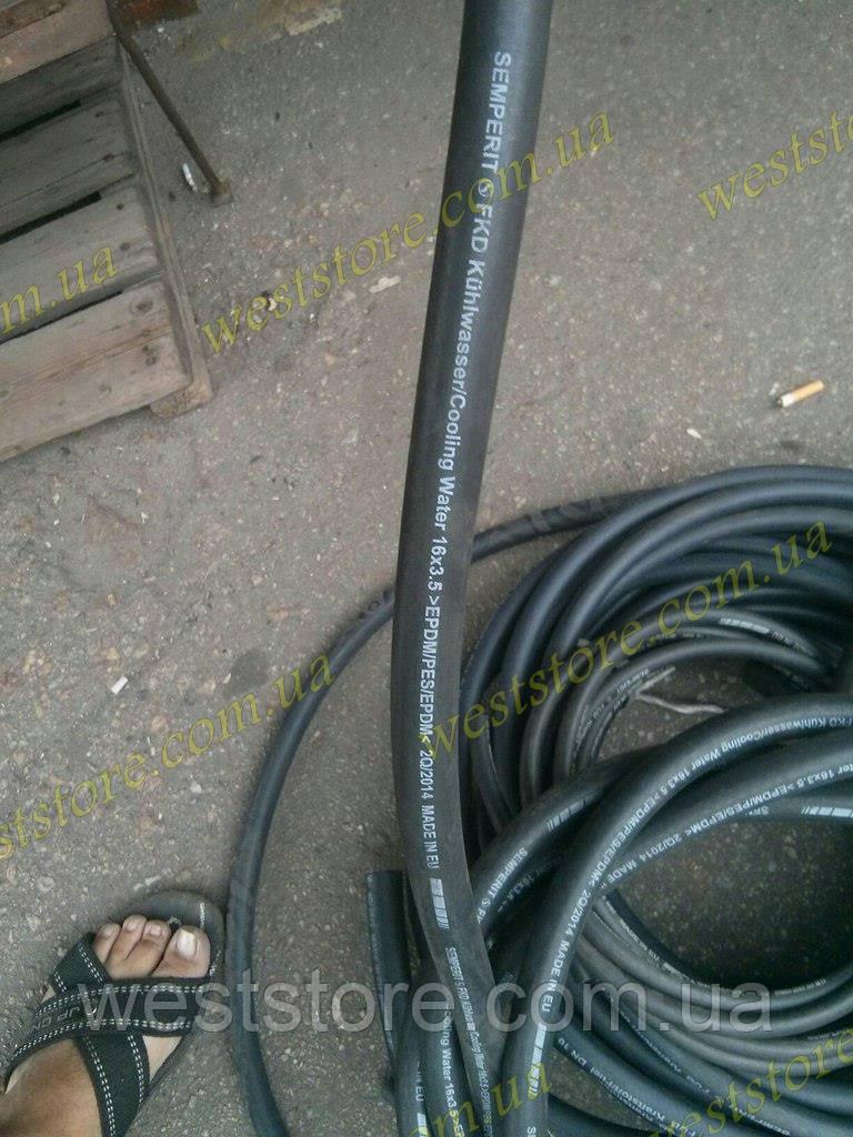 Шланг тосольний Ф 16 мм Semperit kühlwasser\water Cooling