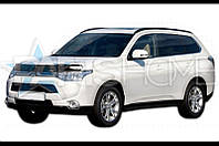 Дефлектор Капота Мухобойка Mitsubishi Outlander New с 2012 г.в.