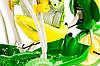 Трехколесный велосипед для детей Пчела,зеленая, фото 4