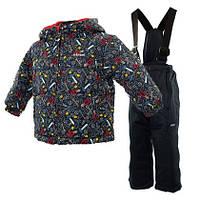 Зимний костюм для мальчика Gusti X-trem 4354 XWB. Размер 98 и 100.
