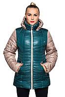 Куртка женская зимняя яркая., фото 1