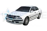 Дефлектор Капота Мухобойка Mitsubishi Carisma 2000-2004 г.в.