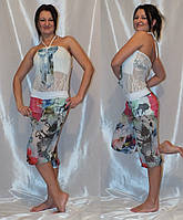 Летний женский комбинезон Медини 40-42 размер