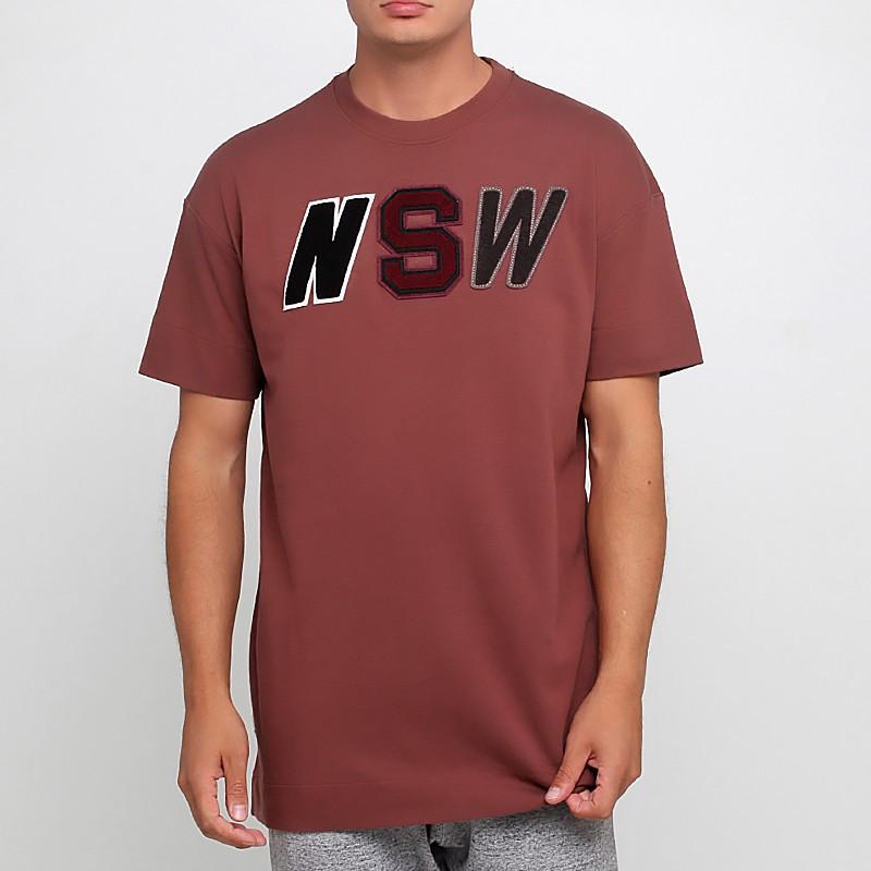 Майки та футболки M NSW TEE NSW 2(05-05-12-02) L