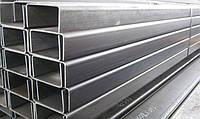 Швеллер гнутый равнополочный (ГОСТ 8278) оцинкованный 250x50x5,6мм