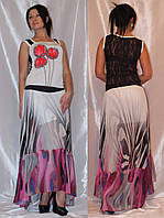 Летний женский костюм Медини 40-42 размер