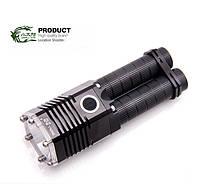 Супер мощный фонарь на два аккумулятора Small Sun T 07 на новом кристалле T6,фонари, комплектующее,светотехник