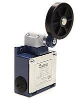 Выключатель концевой с металлической консолью и резиновым роликом d=50mm (1НО+1НЗ)