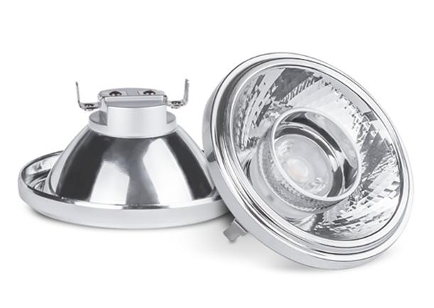 LED лампа AR111 12W COB CREE G53 12V