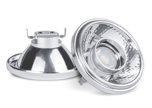 Светодиодная лампа AR111 12W G53 12V