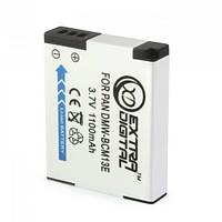 Аккумулятор для фотоаппарата ExtraDigital Panasonic DMW-BCM13E