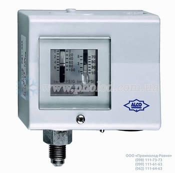 Одноблочное реле давления Alco controls PS1-A3A (4370700)