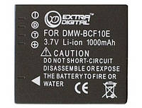 Аккумулятор для фотоаппарата ExtraDigital Panasonic DMW-BCF10