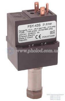 Регулятор скорости вращения вентиляторов Alco controls FSY-43S (0715537)