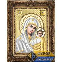 Набор иконы для вышивки бисером - Казанская Пресвятая Богородица, Арт. ИБ5-108-1