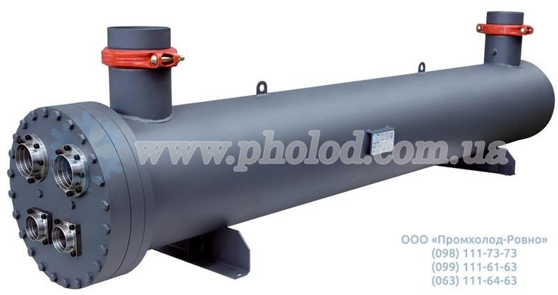 Кожухотрубный теплообменник WTK DCE 1053