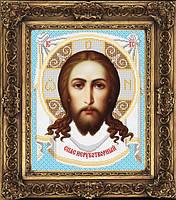 Набор иконы для вышивки бисером - Спас Нерукотворный, Арт. ИБ3-18