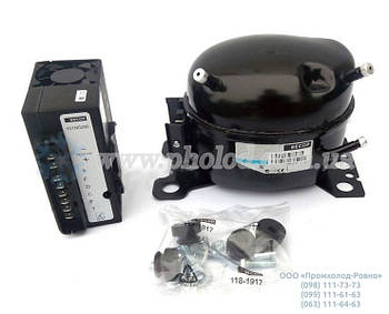 Герметичный поршневой компрессор Danfoss BD350GH 24V (195B0475)