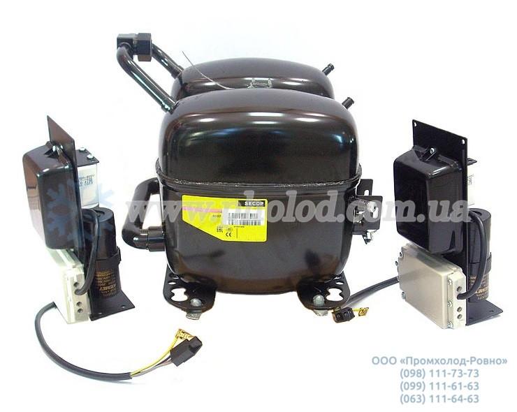 Герметичный поршневой компрессор Danfoss (Secop) SC15/15DL (195B0643)