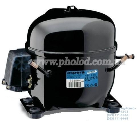 Герметичный поршневой компрессор Embraco Aspera NBT1116Z