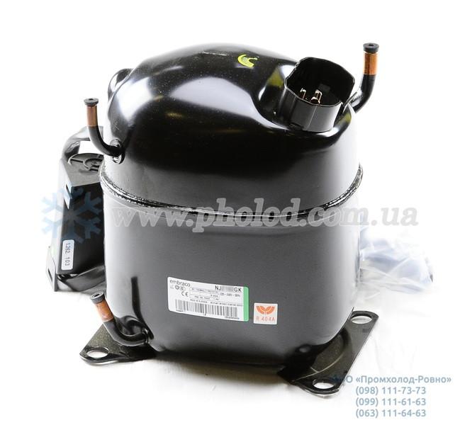 Герметичный поршневой компрессор Embraco Aspera NJ9238GK (943RV1104AF)