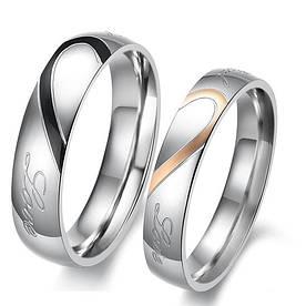 """Парные кольца """"Хранители Согласия"""" [жен. 15.9 16.5 17.3 18.2 19.0 20.0 20.7 муж. 17.3 18.2 19.0 20.0 20.7 21.5 22.3 23.0 23.8 размеры в наличии]"""