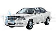 Дефлектор Капота Мухобойка Nissan Almera Classic с 2006 г.в.