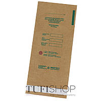 Крафт-пакет для паровой и воздушной стерилизации 75х150 мм, 1шт