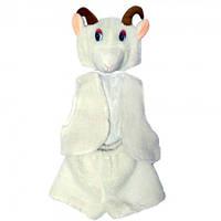 Маскарадный костюм меховой Барашек (размер L)