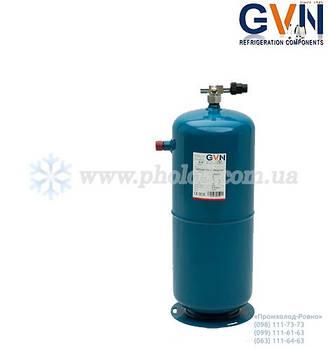 Вертикальный жидкостной ресивер GVN VLR.A.33b.18.B4.A2.F4