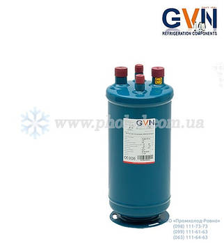 Отделитель жидкости с теплообменником GVN SLA.E.33b.42.12.8.1