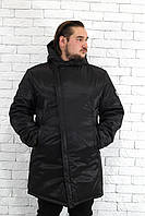 Парка куртка пуховик мужская зимняя до -25