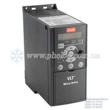 Преобразователь частоты Danfoss VLT Micro Drive FC-051P - 15,0 кВт (132F0059)