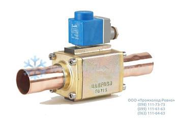 Импульсный электронный расширительный вентиль Danfoss AKV 20-3 (042H2025)