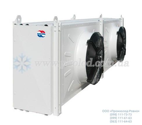 Конденсатор воздушного охлаждения Guntner GVH100.2D/4 (GVV100.2D/4)