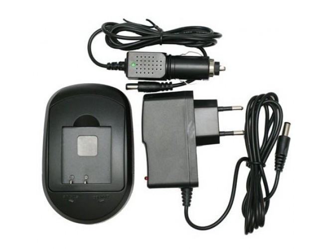 Зарядное для фотоаппарата ExtraDigital Canon NB-1L, 1LH, 3L, NP-500, NP-600