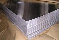 Лист нержавеющий AISI304 0,8x1250x2500мм DECO