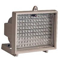 ИК-прожектор LW126-50IR90-220 70 метров 90 градусов