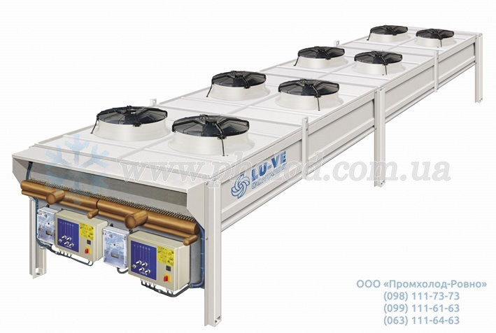 Конденсатор воздушного охлаждения LU-VE EAV5R 5545