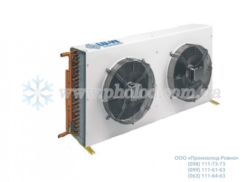 Конденсатор воздушного охлаждения LU-VE SHVS 6/8