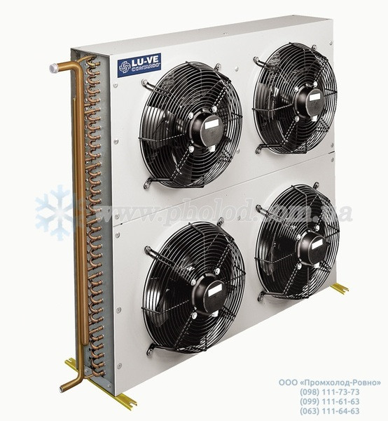 Конденсатор воздушного охлаждения LU-VE SHVN 66/0
