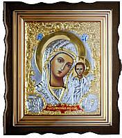 Икона Казанской Божьей Матери 30 х 26 х 5 см San 182