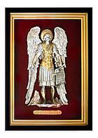 Икона Архистратиг Михаил 45х34х5 см San 284